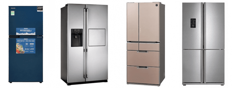 Công ty bảo hành đa dạng mọi dòng của tủ lạnh Hitachi